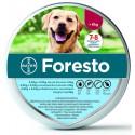 Bayer Foresto obroża przeciw pchłom i kleszczom duża 70cm + 3 odblaski GRATIS!