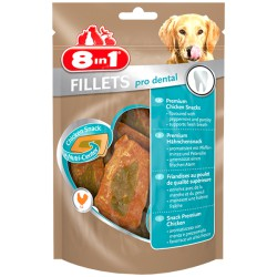 8in1 Fillets Pro Dental 80g