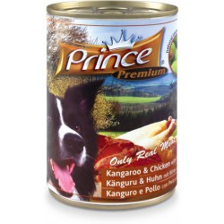 Prince Premium Kangur Kurczak Gruszka Szparagi 400