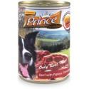 Prince Premium Wołowina Papaja Marchewka 400 gr