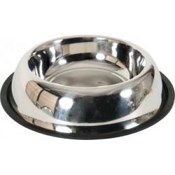 ZOLUX Miska na gumie Inox 0,3l 15cm