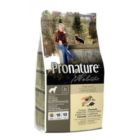 Pronature Holistic Dog Senior & Less Active 2,72kg