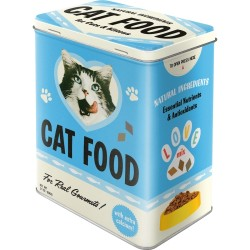 RETRO Puszka L Cat Food - Love Mix