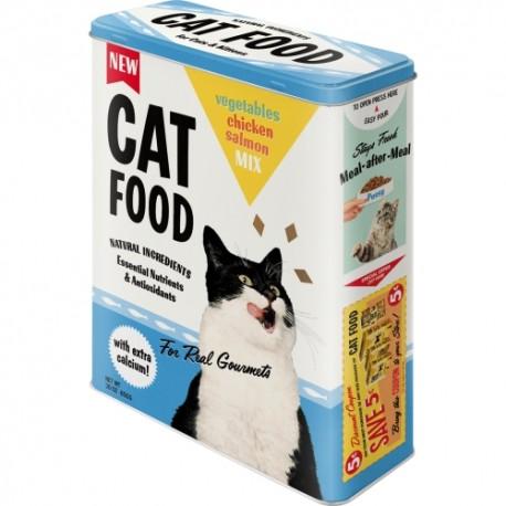 Retro Art Puszka XL Cat Food - Vegetables