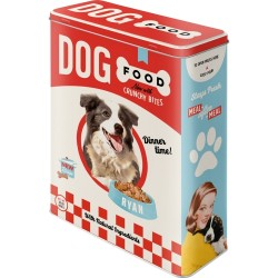 RETRO Puszka XL Dog Food