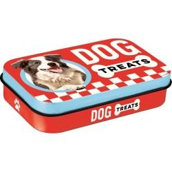 Retro Art Pudełko na przysmak Dog Treats