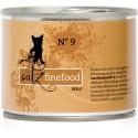 Catz finefood No.9 dziczyzna 200g