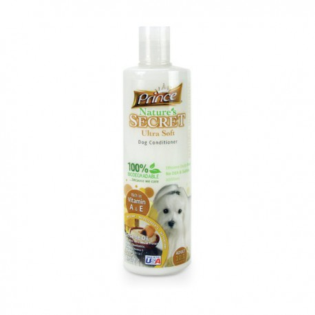 Prince Szampon Nature's Secret All Coats 475ml