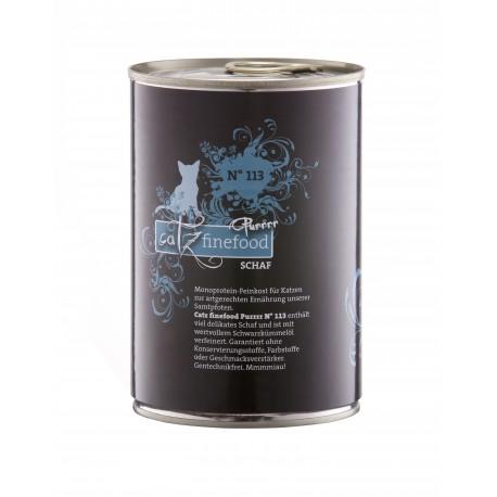 Catz finefood Purrrr No. 113 baranina 375/400g