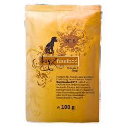 Dogz finefood No.8 indyk & owca 100g