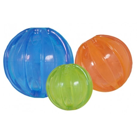 JW Squeaky Ball M 7,5 cm