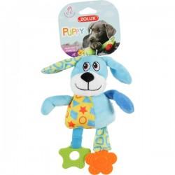 ZOLUX Zabawka pluszowa PUPPY pies niebieska