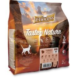 Taste of Nature karma dla kota z Indyka 2kg bez zbóż 70% Mięsa