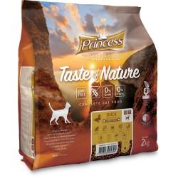 Taste of Nature karma dla kota z Kaczki 2kg 70% Mięsa bez zbóż