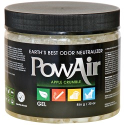 PowAir Żel Apple Crumble 1 litr