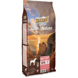 Taste of Nature karma dla psa z Łososia 12kg + UCHO WOŁOWE!