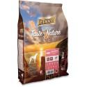 Taste of Nature karma dla psa z Łososia 4kg bez zbóż