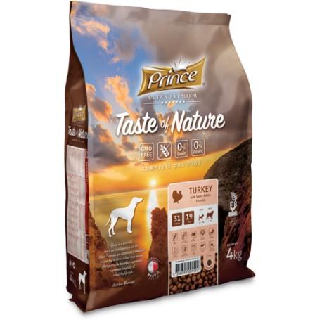 Taste of Nature karma dla psa z Indyka 4kg Small 70% Mięsa