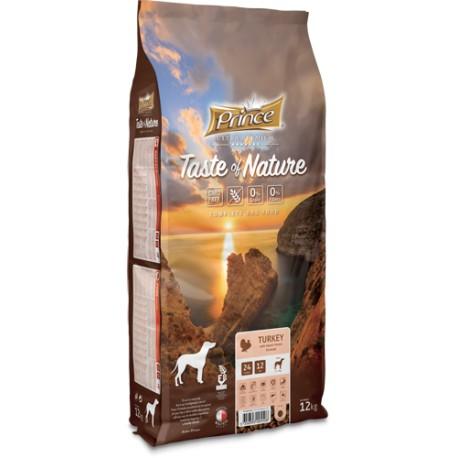 Taste of Nature karma dla psa z Indyka 12kg 70% Mięsa