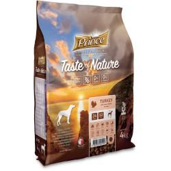 Taste of Nature karma dla psa z Indyka 4kg 70% Mięsa