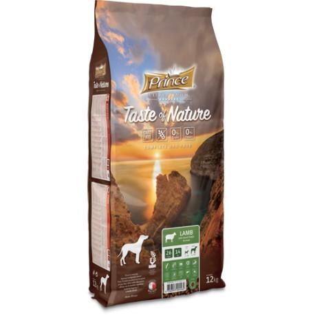 Taste of Nature karma dla psa z Jagnięciny 12kg 70% Mięsa