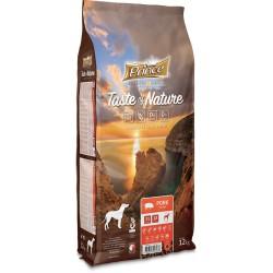 Taste of Nature karma dla psa z Wieprzowiny 12kg + UCHO WOŁOWE!
