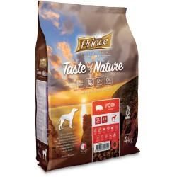 Taste of Nature karma dla psa z Wieprzowiny 4kg 70% Mięsa