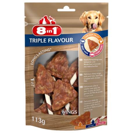 8in1 Triple Flavour Skrzydełka Wings 6szt