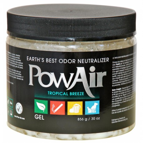 PowAir Żel Tropical Breeze 1 litr