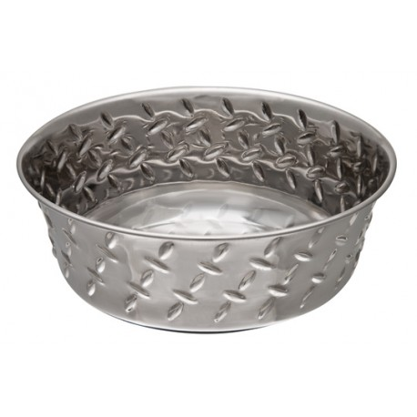 GH Miska Diamond Plated Bowl XL 5600 ml