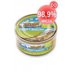 Princess Raw Paleo Kurczak Tuńczyk Mango Szpinak 170g DO 98% MIĘSA!!