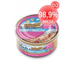 Princess Raw Paleo Tuńczyk Kurczak Wątróbka Serca 170g DO 99% MIĘSA!!