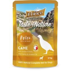 Prince Paleo Saszetka Dziczyzna Słodkie ziemniaki 375g