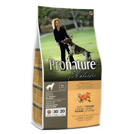 Pronature Holistic Dog Duck a l'Orange 2,72 kg