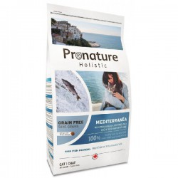 Pronature Holistic Cat Mediterranea 2kg Bez zbóż