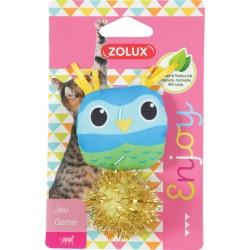 ZOLUX Zabawka dla kota LOVELY sowa z kocimiętką