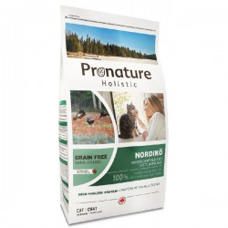 Pronature Holistic Cat Nordiko 2kg Bez zbóż