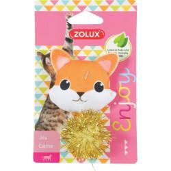 ZOLUX Zabawka dla kota LOVELY lis z kocimiętką
