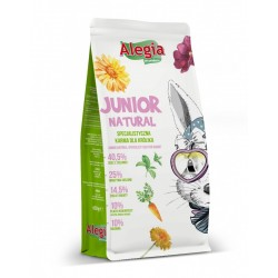 Alegia Junior Natural dla królika 650g