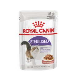Royal Canin Sterilised Gravy 85g