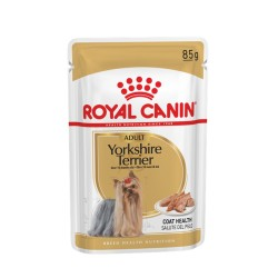 ROYAL CANIN Yorkshire Terrier 85g saszetka