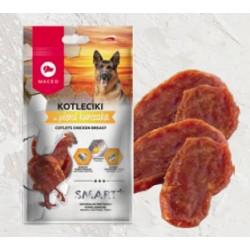 MACED Smart+ Kotleciki z piersi kurczaka 100g