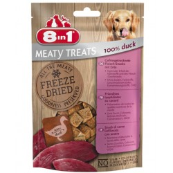 8in1 Przysmak Dog Freeze Dried Duck 50g