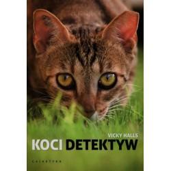 KSIĄŻKA Koci Detektyw