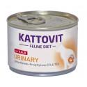 KATTOVIT urinary feline cielęcina puszka 185g