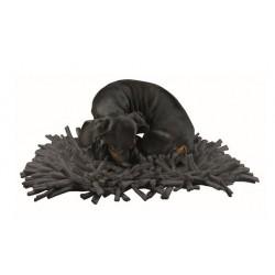 Mata węchowa dla psa Szara 44 x 28 cm