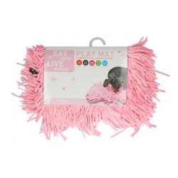 Mata węchowa dla psa Pink 44 x 28 cm