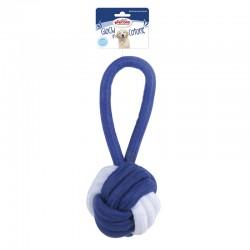 RECORD zabawka z liny 'marine' z uchwytem 31cm