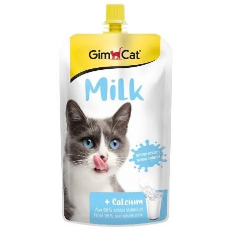 Gimcat Mleko dla kota saszetka 200ml