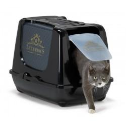 RECORD toaleta dla kota 'luxurious' z filtrem 50x39,5cm